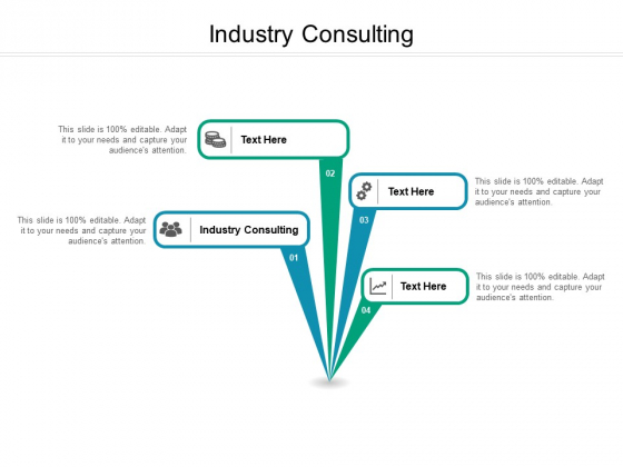Industry Consulting Ppt PowerPoint Presentation Outline Examples Cpb Pdf