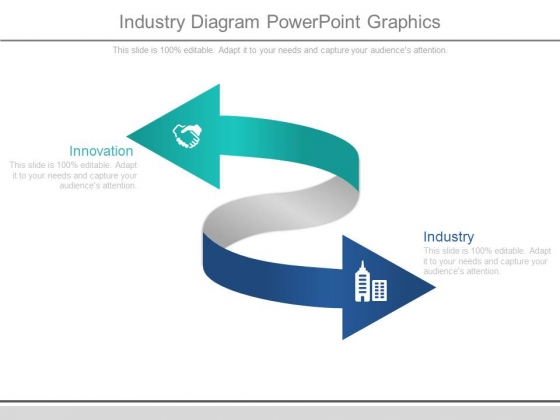 Industry Diagram Powerpoint Graphics