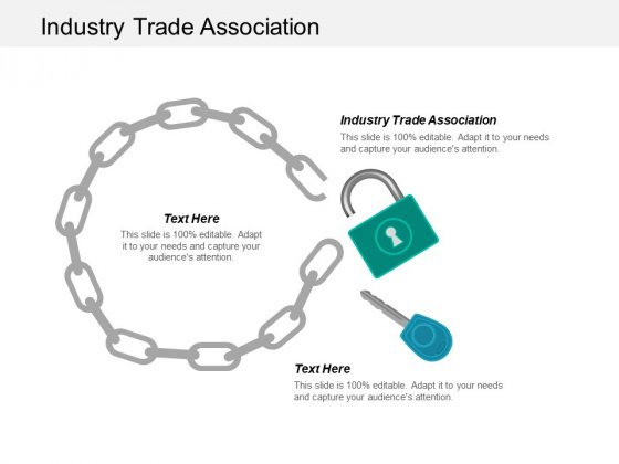 Industry Trade Association Ppt PowerPoint Presentation Outline Master Slide Cpb