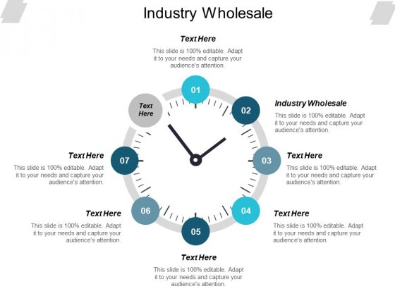 Industry Wholesale Ppt PowerPoint Presentation Summary Slide Portrait Cpb