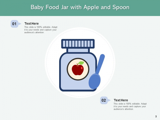 Infant_Meals_Icon_Showing_Ppt_PowerPoint_Presentation_Complete_Deck_Slide_3