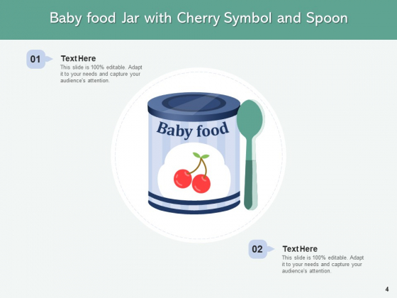 Infant_Meals_Icon_Showing_Ppt_PowerPoint_Presentation_Complete_Deck_Slide_4
