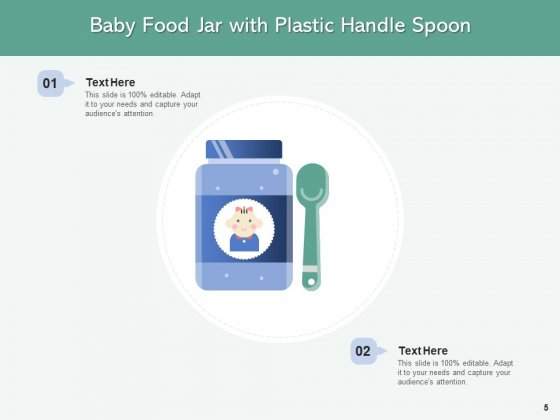 Infant_Meals_Icon_Showing_Ppt_PowerPoint_Presentation_Complete_Deck_Slide_5