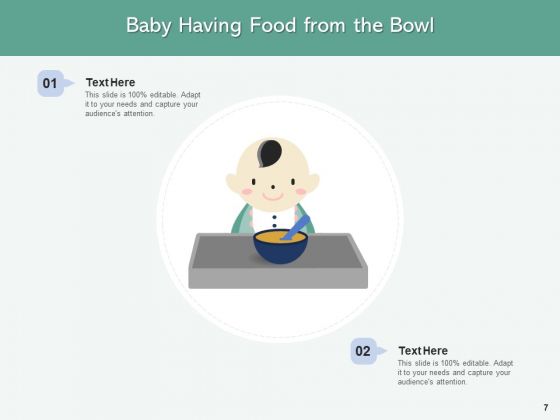 Infant_Meals_Icon_Showing_Ppt_PowerPoint_Presentation_Complete_Deck_Slide_7