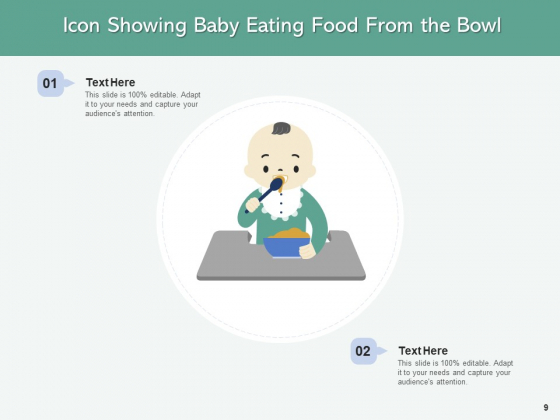 Infant_Meals_Icon_Showing_Ppt_PowerPoint_Presentation_Complete_Deck_Slide_9