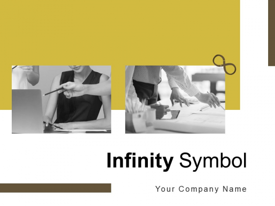 Infinity Symbol Operate Plan Financial Ppt PowerPoint Presentation Complete Deck