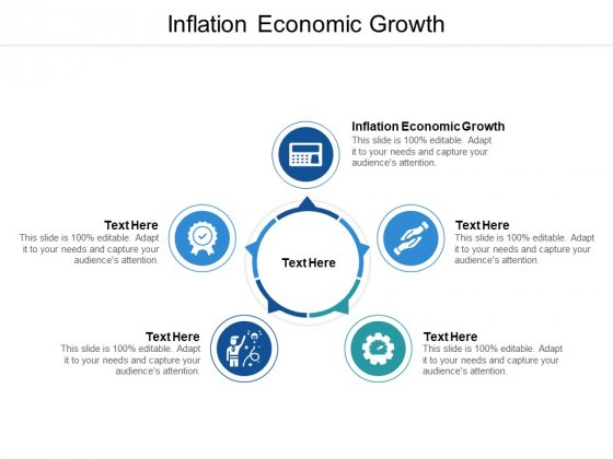 Inflation Economic Growth Ppt PowerPoint Presentation Show Picture Cpb