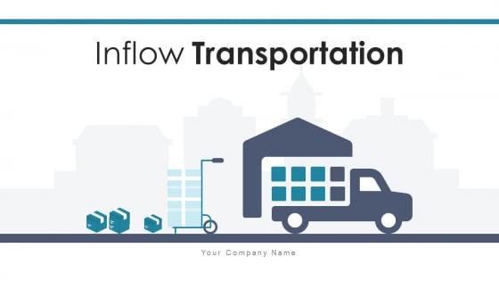 Inflow Transportation Digital Transformation Ppt PowerPoint Presentation Complete Deck