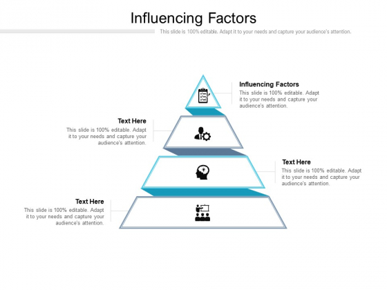 Influencing Factors Ppt PowerPoint Presentation Styles Backgrounds Cpb Pdf