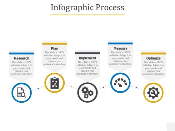 Infographic Process Ppt PowerPoint Presentation File Templates