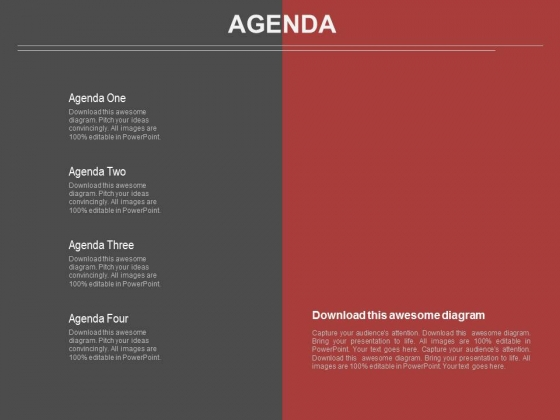 Infographics_Slide_Of_Business_Agenda_Powerpoint_Slides_1