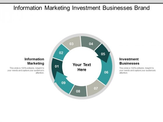 Information Marketing Investment Businesses Brand Management Social Media Ppt PowerPoint Presentation Show Tips
