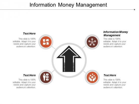Information Money Management Ppt Powerpoint Presentation Styles Graphic Tips Cpb