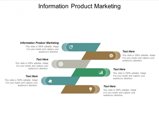 Information Product Marketing Ppt PowerPoint Presentation Pictures Diagrams Cpb