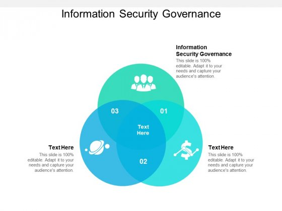 Information Security Governance Ppt PowerPoint Presentation Ideas Slides Cpb