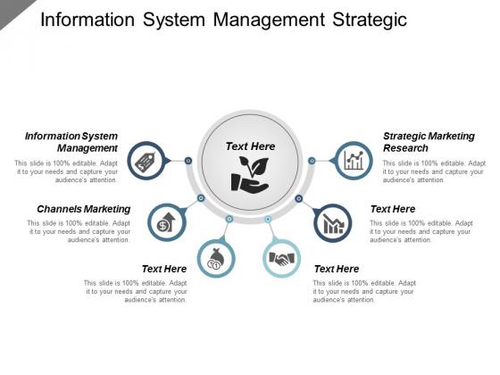 Information System Management Strategic Marketing Research Channels Marketing Ppt PowerPoint Presentation Inspiration Vector