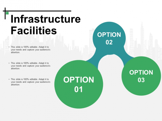 Infrastructure Facilities Ppt PowerPoint Presentation Portfolio Graphics