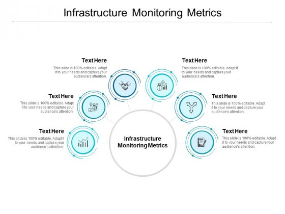 Infrastructure Monitoring Metrics Ppt PowerPoint Presentation Inspiration Professional Cpb