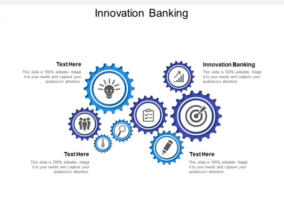 Innovation Banking Ppt Powerpoint Presentation Styles Structure Cpb
