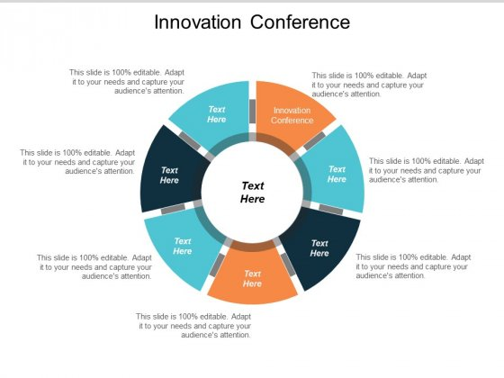 Innovation Conference Ppt PowerPoint Presentationmodel Brochure Cpb