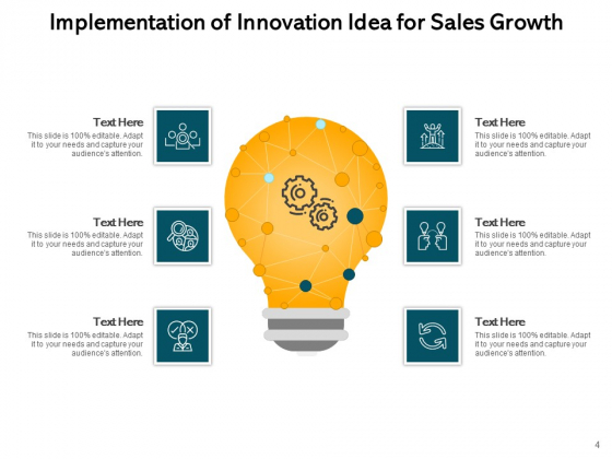 Innovation_Ideas_And_Inspiration_Sales_Growth_Ppt_PowerPoint_Presentation_Complete_Deck_Slide_4