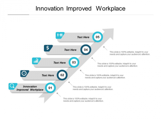 Innovation Improved Workplace Ppt PowerPoint Presentation Diagram Ppt Cpb