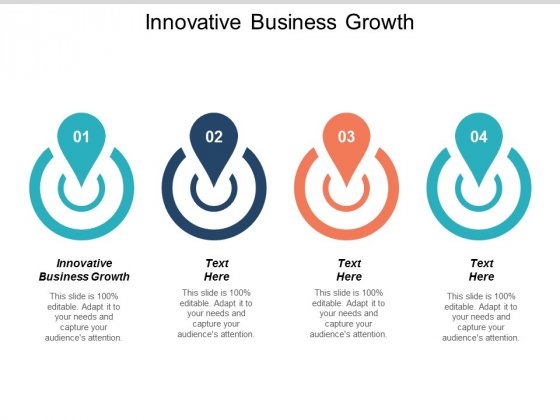 Innovative Business Growth Ppt PowerPoint Presentation Portfolio Background Images Cpb