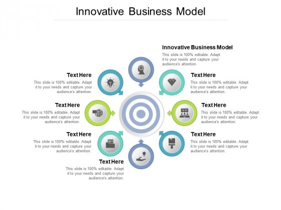 Innovative Business Model Ppt PowerPoint Presentation Layouts Tips Cpb