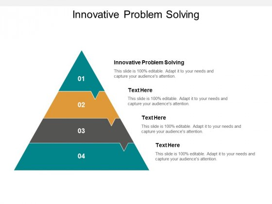 Innovative Problem Solving Ppt PowerPoint Presentation Pictures Examples Cpb