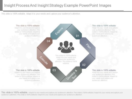 Insight Process And Insight Strategy Example Powerpoint Images