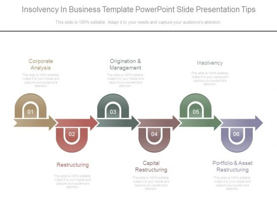 Insolvency In Business Template Powerpoint Slide Presentation Tips