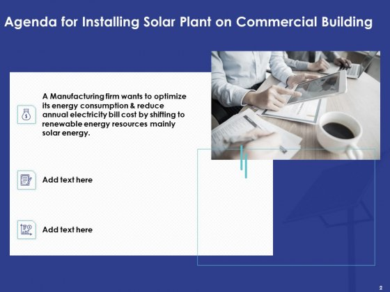 Installing_Solar_Plant_On_Commercial_Building_Ppt_PowerPoint_Presentation_Complete_Deck_With_Slides_Slide_2