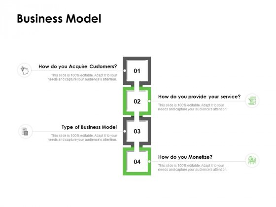 Instruction Manuals Business Model Ppt Outline Grid PDF