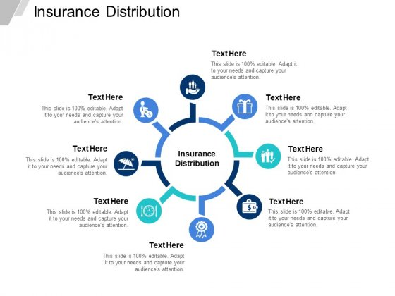 Insurance Distribution Ppt PowerPoint Presentation Styles Files Cpb