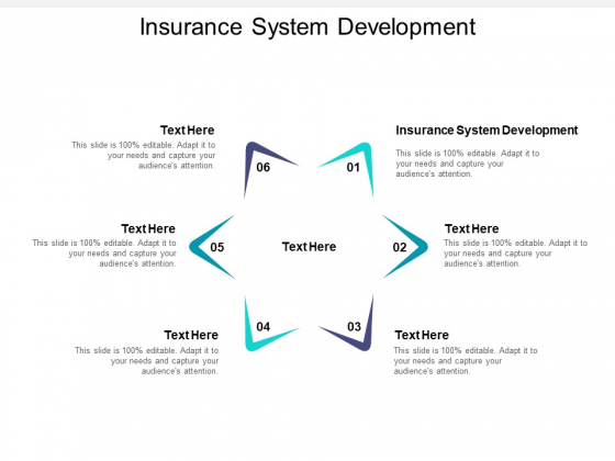 Insurance System Development Ppt PowerPoint Presentation Infographic Template Images Cpb Pdf