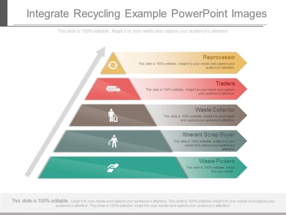 Integrate Recycling Example Powerpoint Images