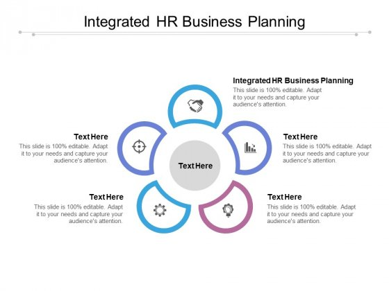 Integrated HR Business Planning Ppt PowerPoint Presentation Show Infographic Template Cpb