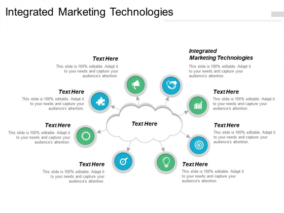 Integrated Marketing Technologies Ppt PowerPoint Presentation Outline Graphics Cpb