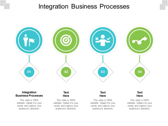 Integration Business Processes Ppt PowerPoint Presentation Summary Template Cpb Pdf