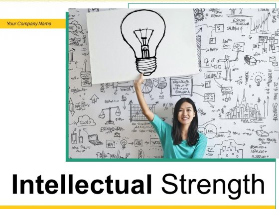 Intellectual Strength Mind Power Bulb Illustrating Human Ppt PowerPoint Presentation Complete Deck