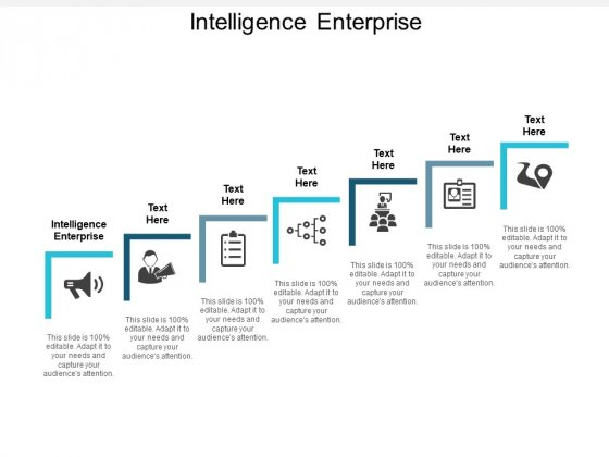 Intelligence Enterprise Ppt PowerPoint Presentation Pictures Show Cpb