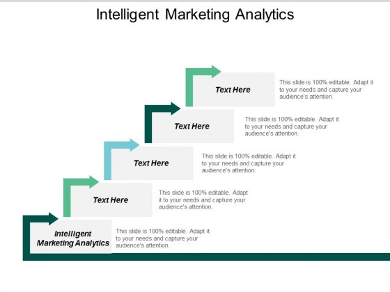 Intelligent Marketing Analytics Ppt PowerPoint Presentation Tips Cpb