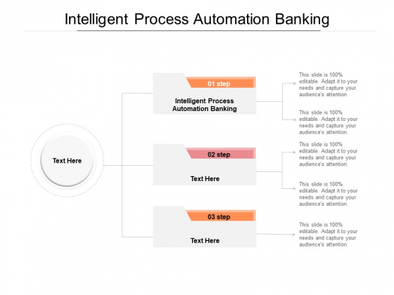 Intelligent Process Automation Banking Ppt PowerPoint Presentation Ideas Grid Cpb Pdf