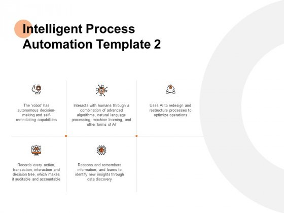 Intelligent Process Automation Capabilities Ppt PowerPoint Presentation Gallery Mockup