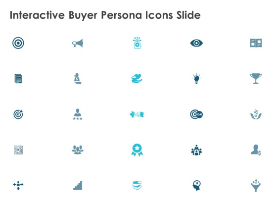 Interactive_Buyer_Persona_Icons_Slide_Target_Vision_Ppt_PowerPoint_Presentation_Icon_Ideas_Slide_1