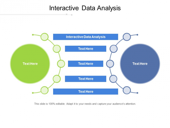 Interactive Data Analysis Ppt PowerPoint Presentation Inspiration Influencers Cpb Pdf