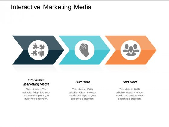 Interactive Marketing Media Ppt PowerPoint Presentation Model Pictures Cpb