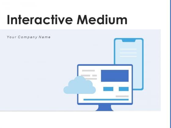 Interactive Medium Mobile Dashboard Ppt PowerPoint Presentation Complete Deck