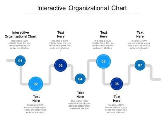Interactive Organizational Chart Ppt Powerpoint Presentation Pictures Good Cpb Powerpoint Templates