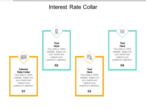 Interest Rate Collar Ppt PowerPoint Presentation Infographics Clipart Cpb Pdf